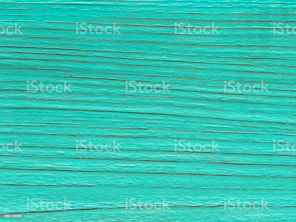 Turquoise Paint Wood Textured Stock Photo More Pictures of Acrylic
