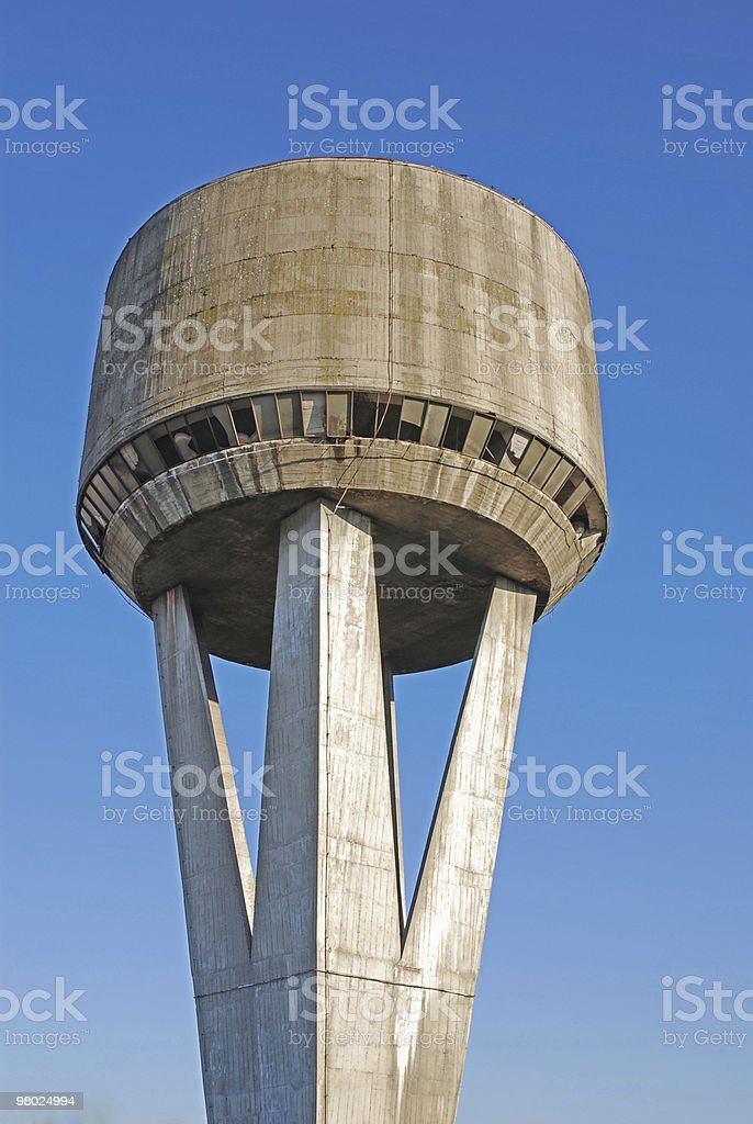 Turret for Water royalty-free stock photo