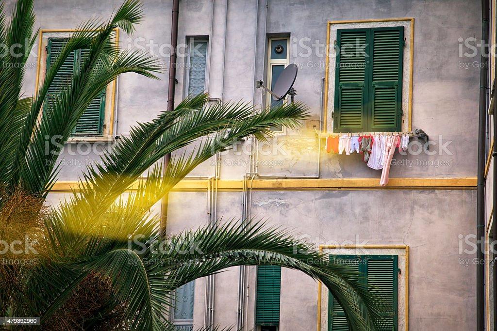 Tuscan lifestyle. Italy stock photo