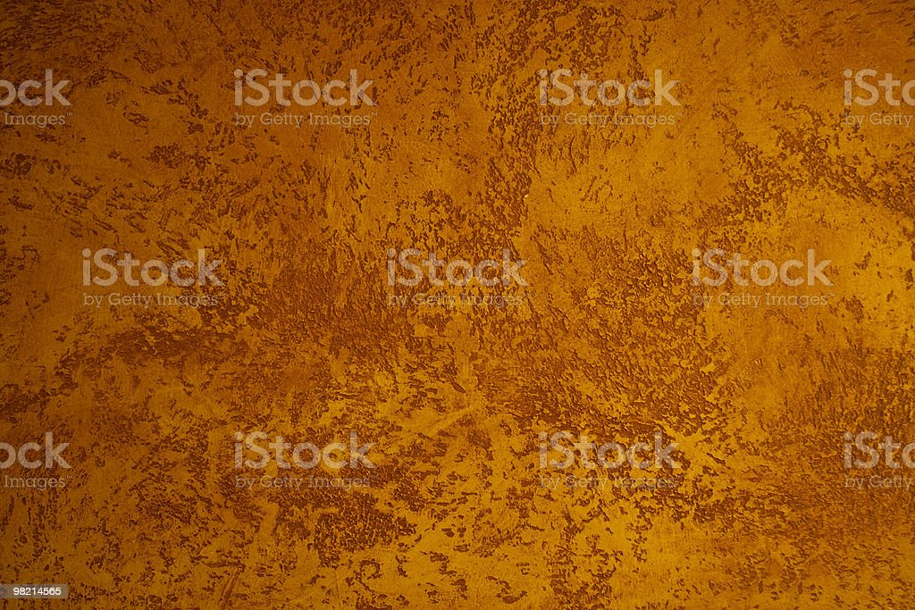 Tuscan Wall Texture royalty-free stock photo