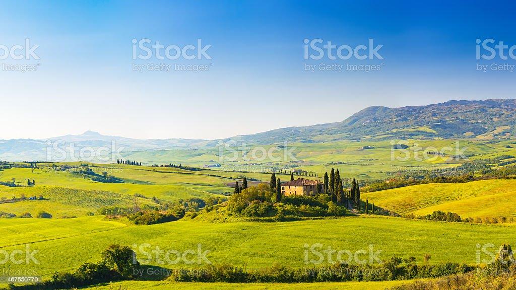 Tuscany im Frühling – Foto