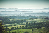 Tuscany Countryside: val d'Orcia