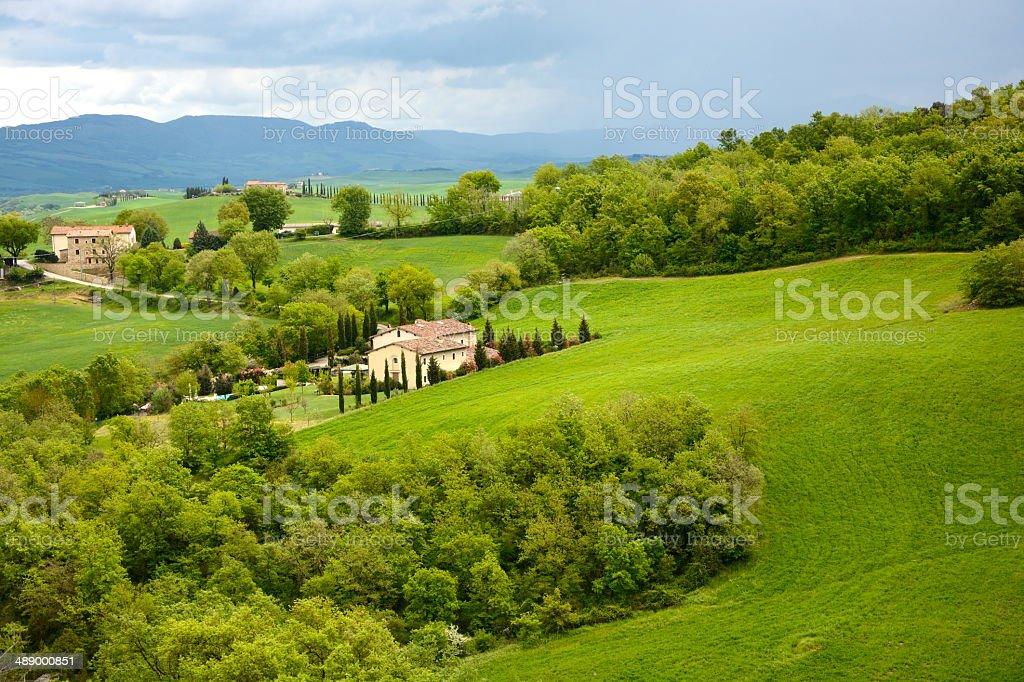 Tuscany royalty-free stock photo