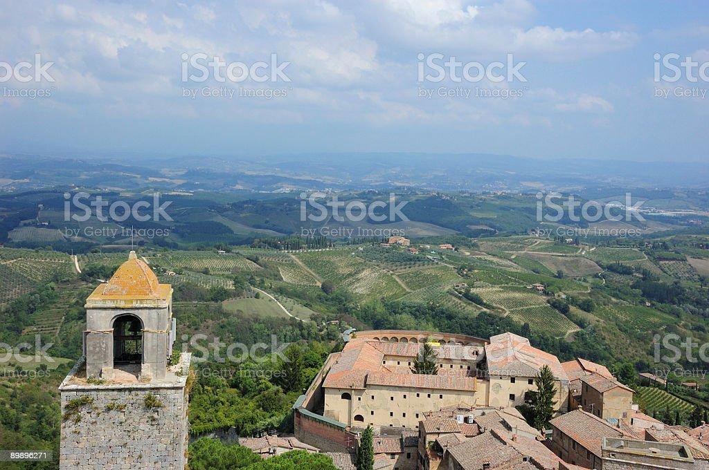 Toscana foto de stock libre de derechos