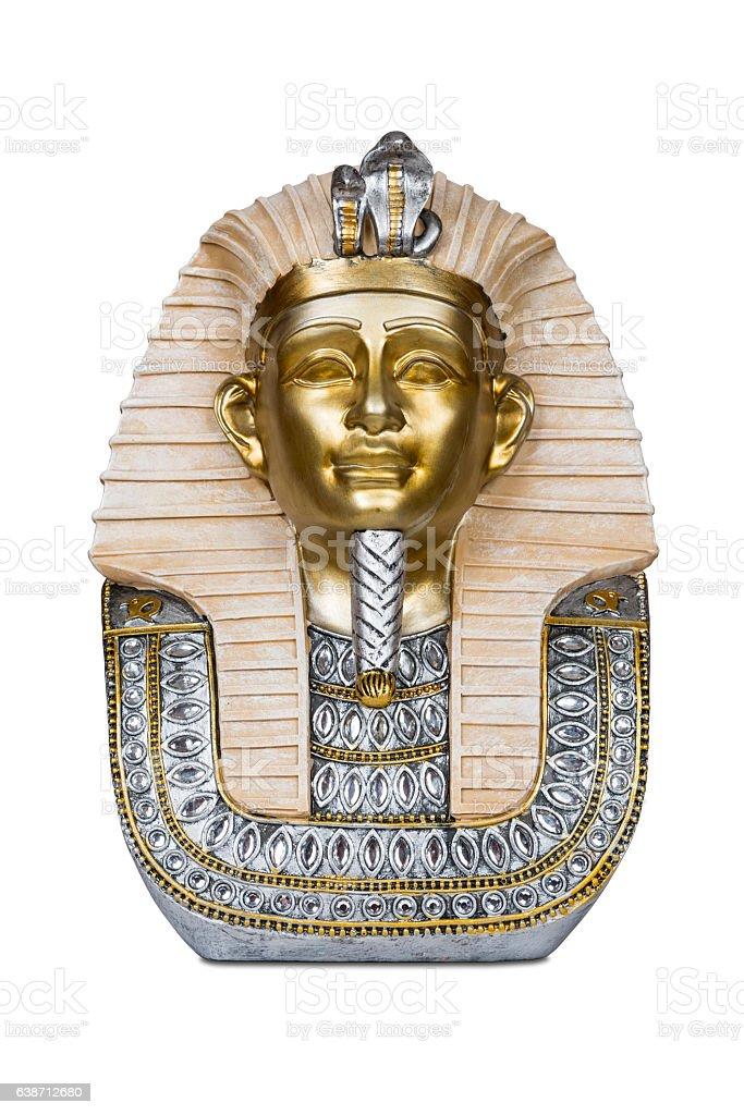 Tutankhamen stock photo