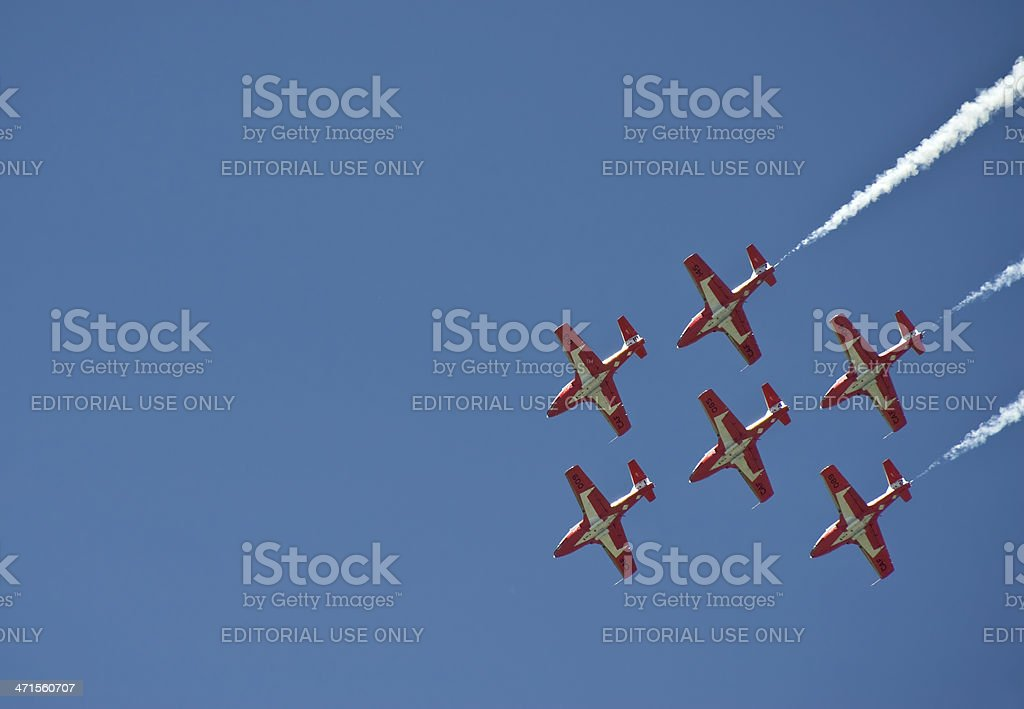 Tutor Formation stock photo