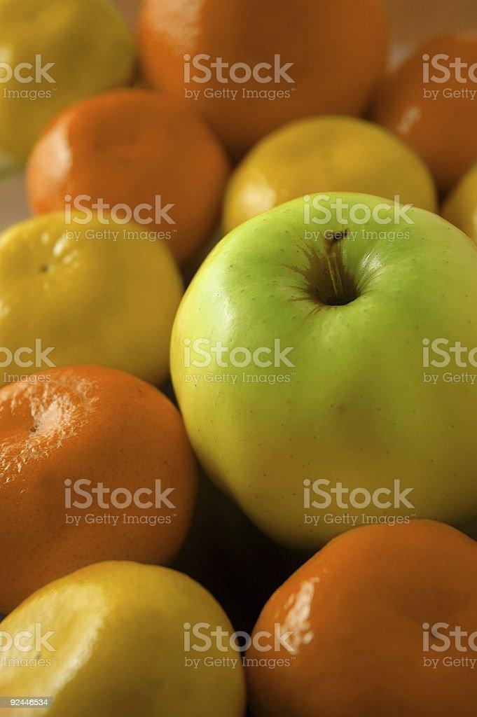 Tutti Frutti royalty-free stock photo