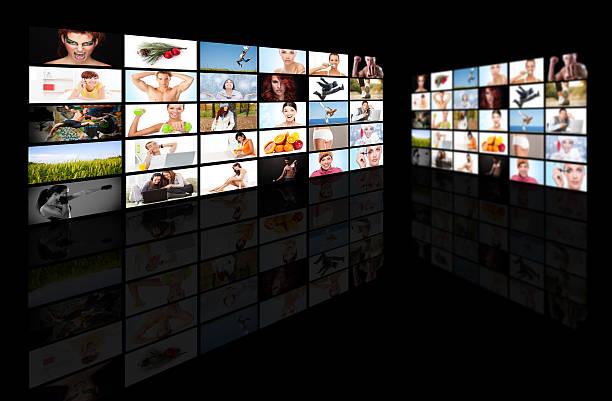 tv-anschlussleiste - marko skrbic stock-fotos und bilder