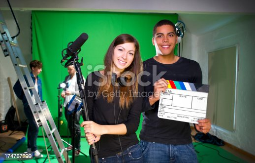 istock tv studio students 174767299