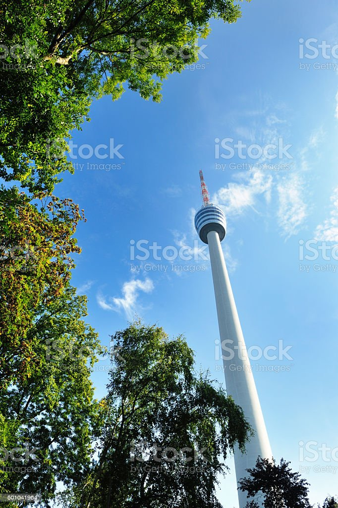 tv tower-Gebäude – Foto