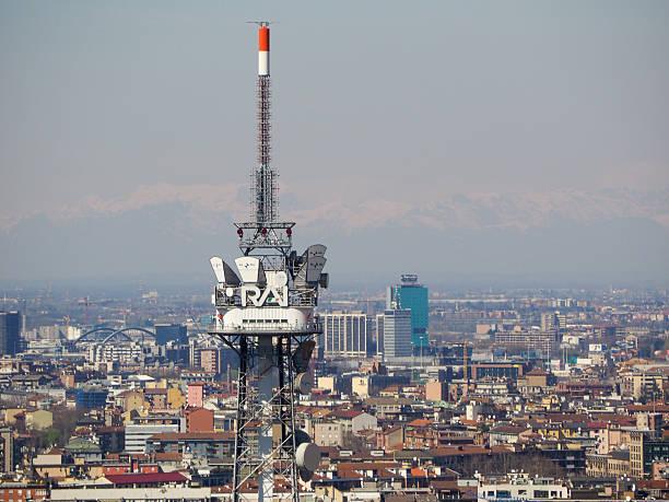 RAI tv tower – Foto