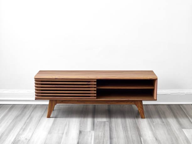 tv unit - mesa mobília imagens e fotografias de stock