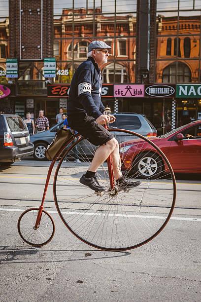 Toronto, Kanada – 20. September 2014 : Tweed-Ride Toronto – Foto