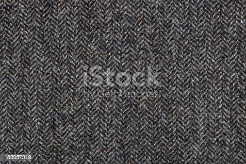istock Tweed Textile Background 183057319