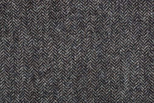 Tweed textile background.