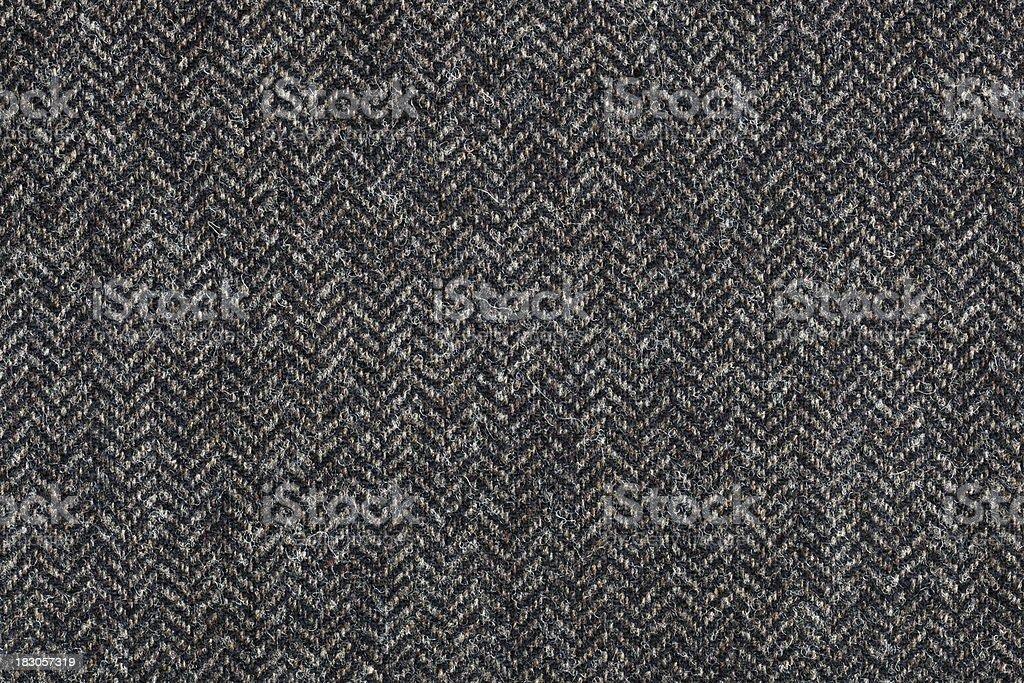 Tweed textil fondo - foto de stock