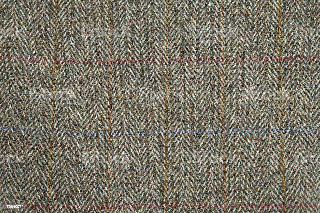 Tweed Texture stock photo