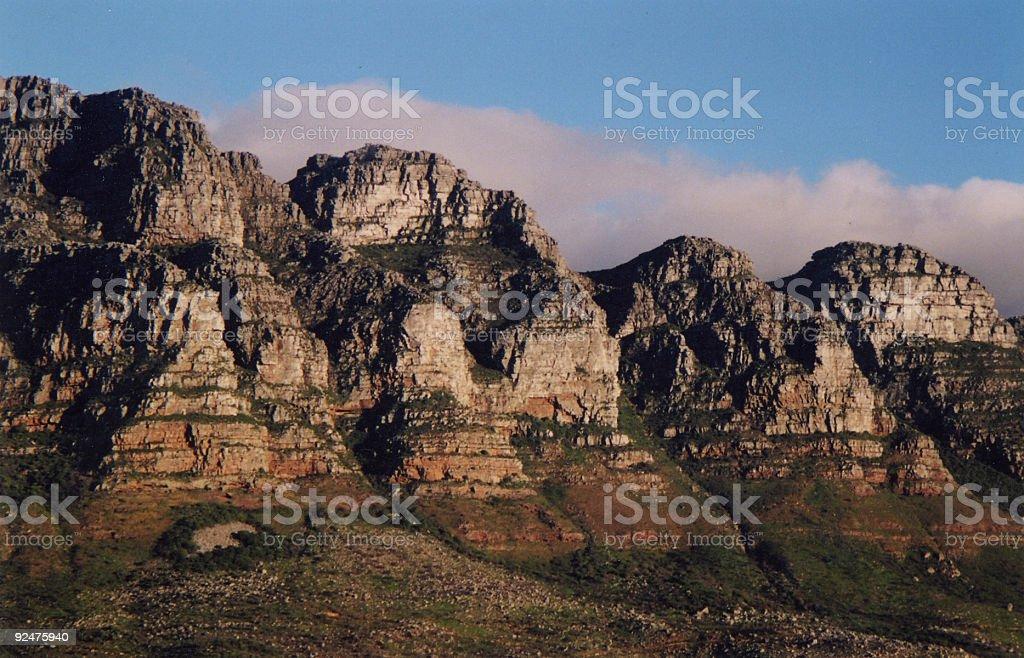 Twelve apostles stock photo