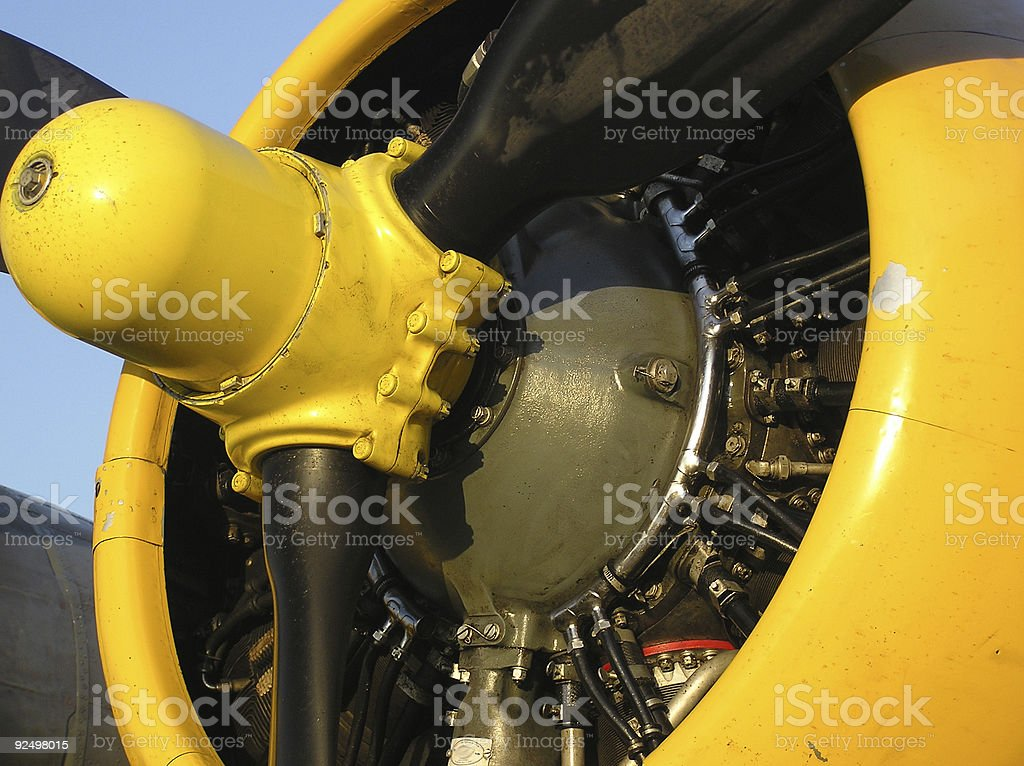 Twelvehundred horsepower royalty-free stock photo