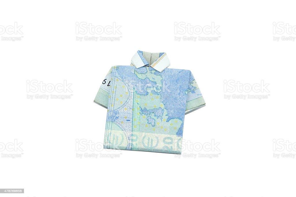 Origami Shirt | 684x1024