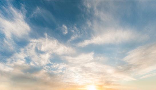 Twilight Cloudscape Stock Photo - Download Image Now