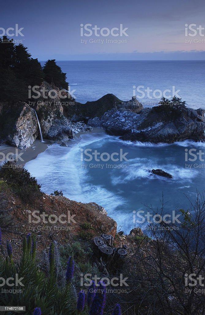 Twilight Paradise royalty-free stock photo