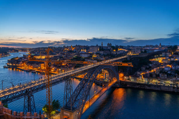 Twilight Porto, Portugal – Foto