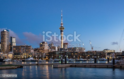 Auckland is New Zealand's largest city and the centre of the country's retail and commercial activities.