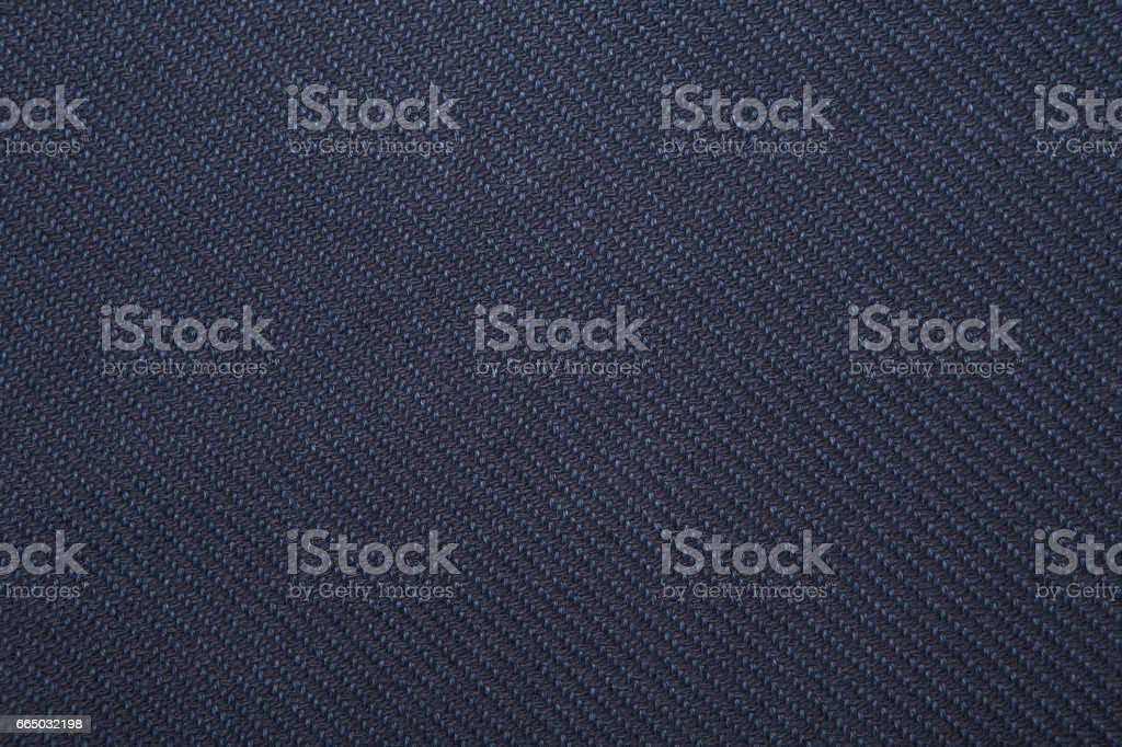 twill weave fabric pattern texture background closeup stock photo