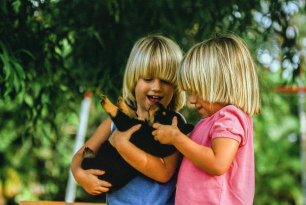 Twin girls playing with a puppy picture id1155923022?b=1&k=6&m=1155923022&s=612x612&w=0&h=zbobmx8i23w5fv0g13p7xo nmmdv 7yrujrgz4xn0ha=