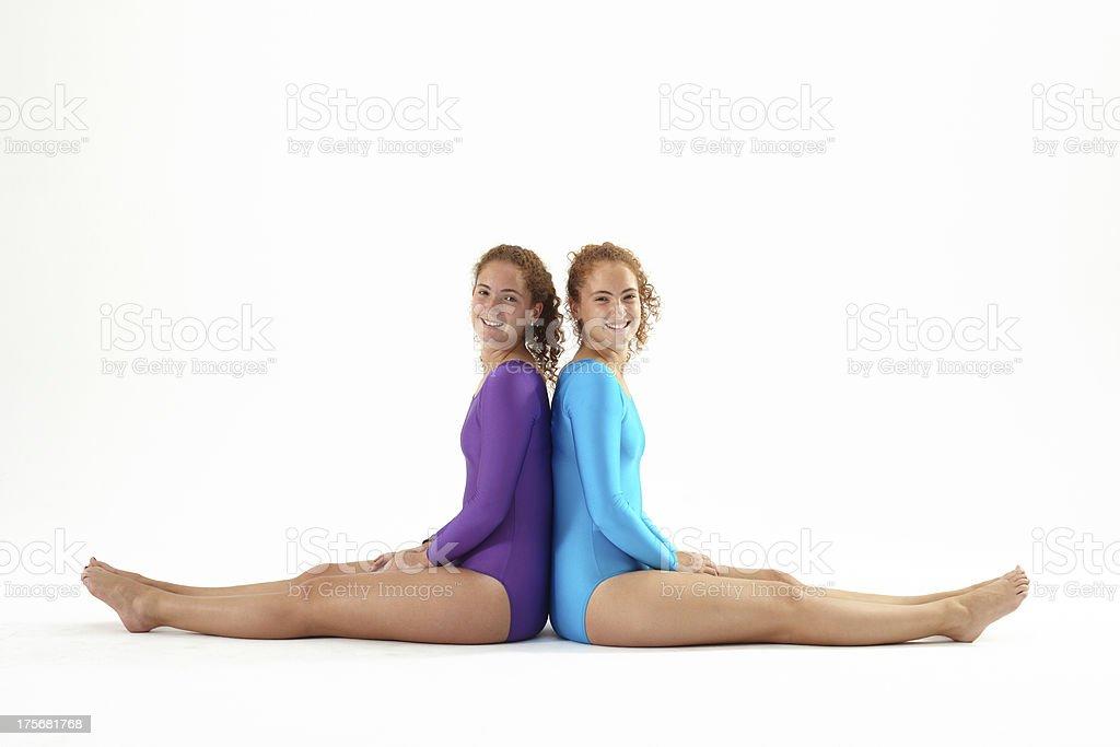 Twin sisters Sitz- und Entspannungsbereichen – Foto
