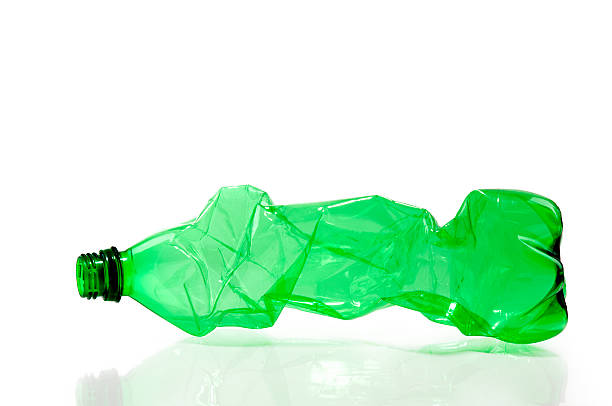 Twisted Kunststoff-Flasche – Foto