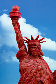 Twizzlers Statue of Liberty