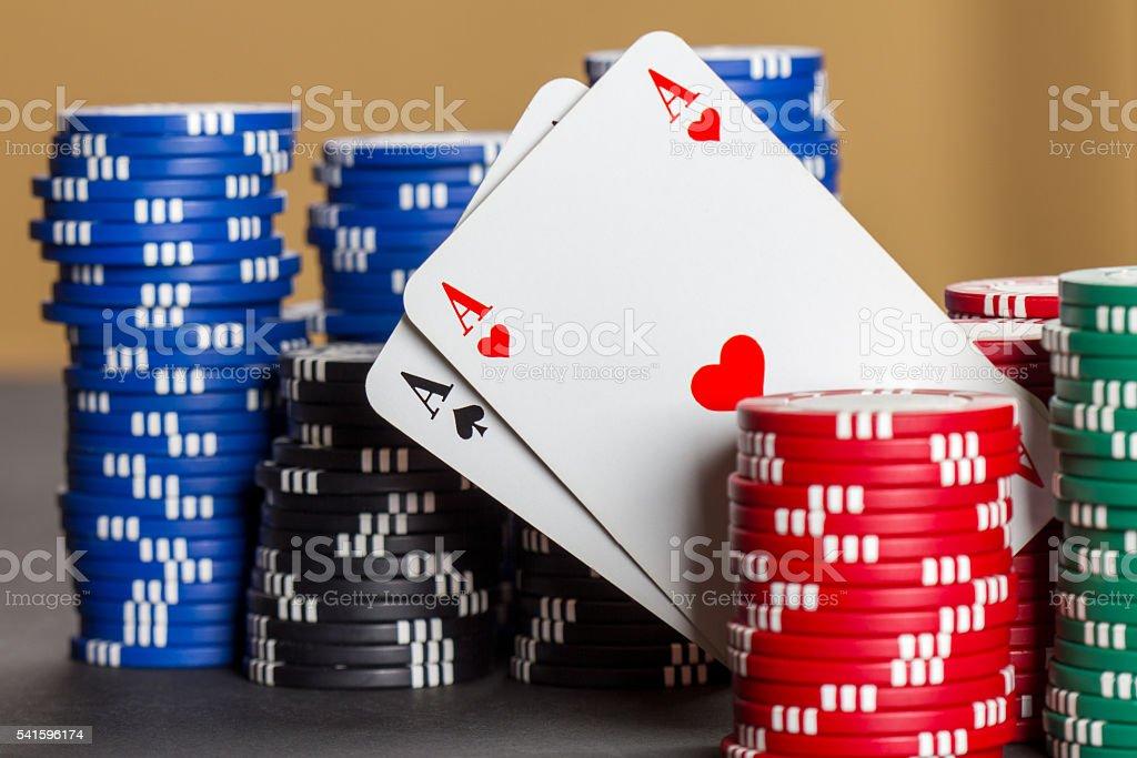 Deux Aces - Photo