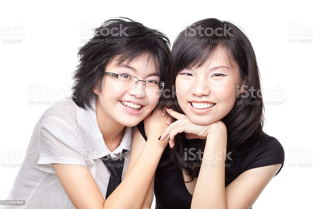 Две азиатские