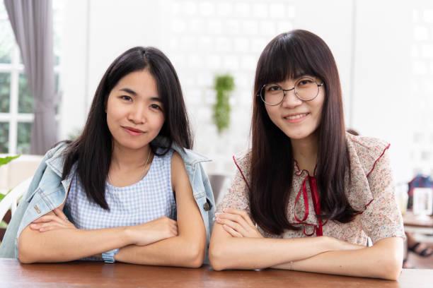Lesbian seduction asian