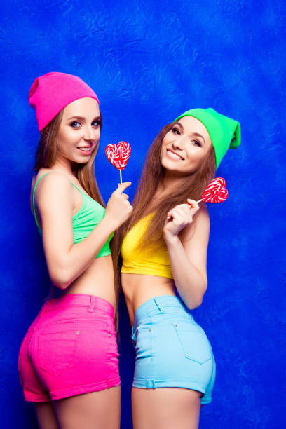 Lesbian Licking Stock Photos, Pictures & Royalty-Free
