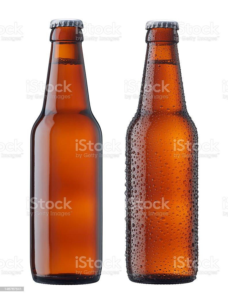 Dos cervezas - foto de stock