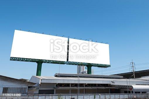 istock two big billboard 1125244489