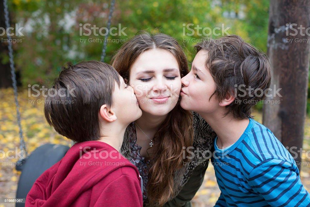Read Due ragazzi che si scontrano e che si innamorano!