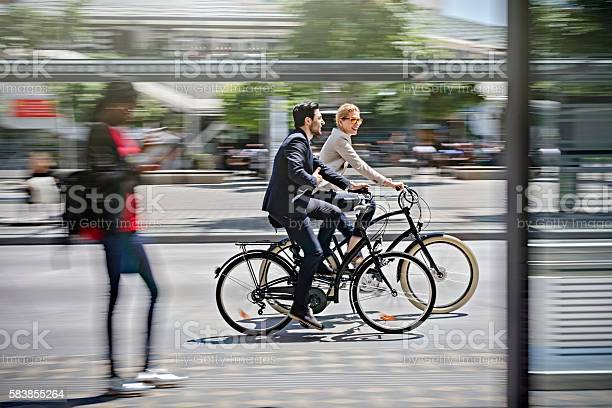Two business people riding bicycle picture id583855264?b=1&k=6&m=583855264&s=612x612&h=ay43 yjjcdfw0rsxemvtjotybegkgsthobbrwtzmzvw=