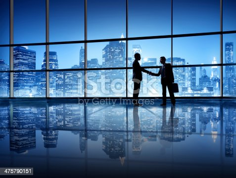 istock Two Business Person Shaking Hands 475790151