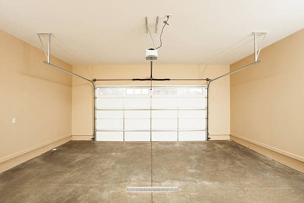 Royalty Free Two Car Garage Pictures Images And Stock Photos Istock