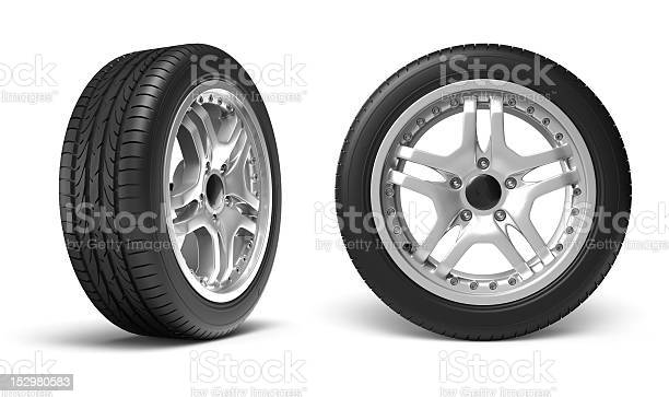 Two car wheels standing vertically with white backdrop picture id152980583?b=1&k=6&m=152980583&s=612x612&h=6dswfwstfljgbarx9al557ethi94qgkzeqitdjf8hde=