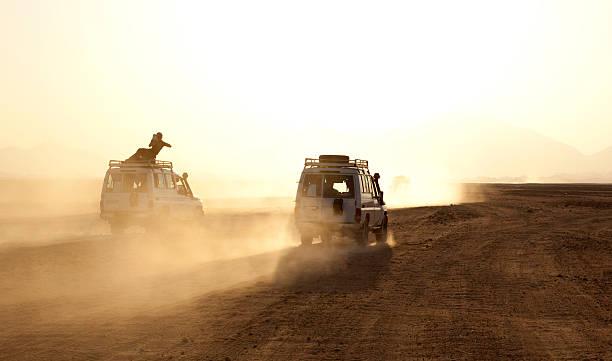 desert-wüstensafari - rally stock-fotos und bilder