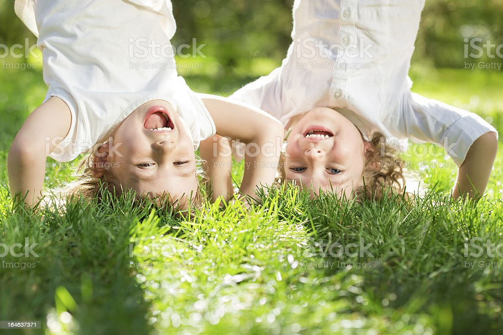 Kinder haben Spaß – Foto