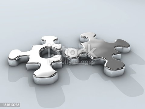 istock two chrome puzzle connection 131610238