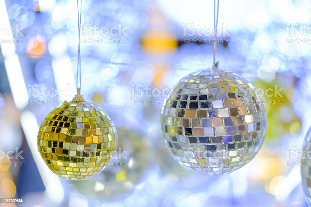 Two color ornament. stock photo