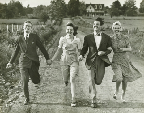 1930's style stock photos