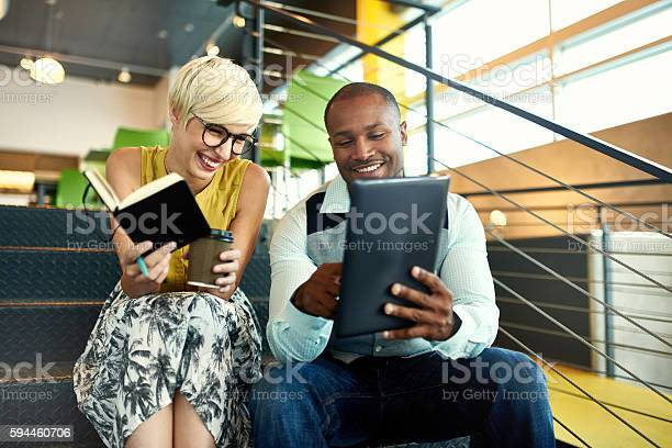 Two creative millenial small business owners working on social media picture id594460706?b=1&k=6&m=594460706&s=612x612&h=vhuthf86 icztbhr6mnfw7ypg0h6yvqk0sl27byb2uy=